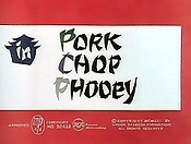 Pork Chop Phooey Cartoon Picture