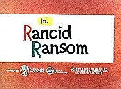 Rancid Ransom Cartoon Picture