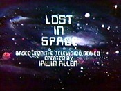 Lost In Space Picture Of The Cartoon
