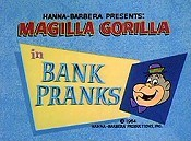 Bank Pranks Cartoon Picture