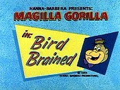 Bird Brained Cartoon Picture