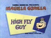 High Fly Guy Picture Into Cartoon