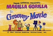 Groovey Movie Cartoon Picture