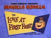 Love At First Fight Cartoon Picture