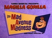 Mad Avenue Madness Cartoon Picture