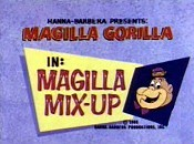 Magilla Mix-Up Cartoon Picture