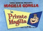 Private Magilla Cartoon Picture