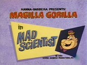 Mad Scientist Cartoon Picture