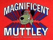 Professor Muttley Picture Of The Cartoon
