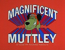 Magnificent Muttley Episode Guide Logo