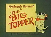 The Big Topper Cartoon Picture