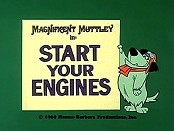 Start Your Engines Picture Into Cartoon