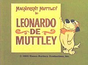 Leonardo De Muttley Picture Into Cartoon