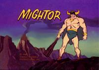 Mightor Meets Tyrannor Free Cartoon Picture