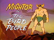 The Bird People Free Cartoon Picture