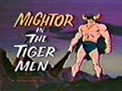 The Tiger Men Cartoon Picture