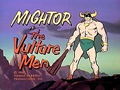 The Vulture Men Cartoon Picture