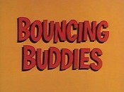 Bouncing Buddies Picture Into Cartoon