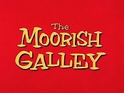 The Moorish Galley Free Cartoon Picture