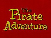 The Pirate Adventure Picture To Cartoon