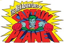 The New Adventures of Captain Planet Episode Guide Logo