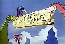 The New Fred and Barney Show Episode Guide Logo