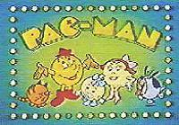 Neander-Pac-Man Cartoon Picture