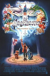 The Pagemaster Picture Into Cartoon