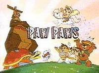 Waif Goodbye To The Paw Paws Cartoon Picture