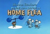 Home Flea Cartoon Picture