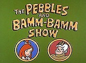The Pebbles And Bamm-Bamm Show (II) Pictures To Cartoon