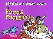 Focus Foolery Pictures In Cartoon
