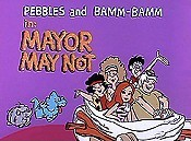 Mayor May Not Free Cartoon Picture