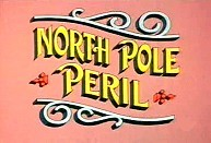 North Pole Peril Picture Of Cartoon