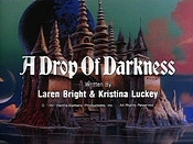 A Drop Of Darkness