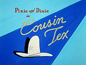 Cousin Tex Cartoon Pictures
