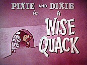 A Wise Quack Picture Of Cartoon