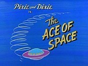 The Ace Of Space Cartoon Picture