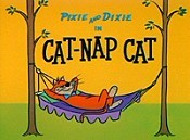 Cat-Nap Cat Cartoons Picture