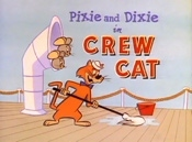 Crew Cat Cartoon Picture