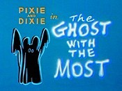 The Ghost With The Most Cartoon Pictures
