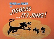 Jiggers ..It's Jinks! Free Cartoon Picture