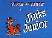 Jinks Junior Cartoon Picture