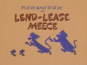 Lend-Lease Meece Cartoon Picture