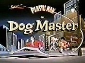 Dog Master Cartoon Picture