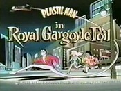 Royal Gargoyle Foil Pictures Of Cartoons