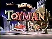 Toyman Cartoon Picture