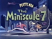 The Miniscule Seven The Cartoon Pictures