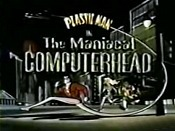 The Maniacal Computerhead Free Cartoon Picture