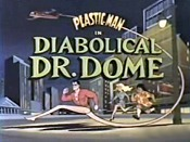 The Diabolical Dr. Dome Cartoon Picture